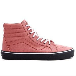 🍑 New! Women's Vans Hi-top paid $80 size 8.5